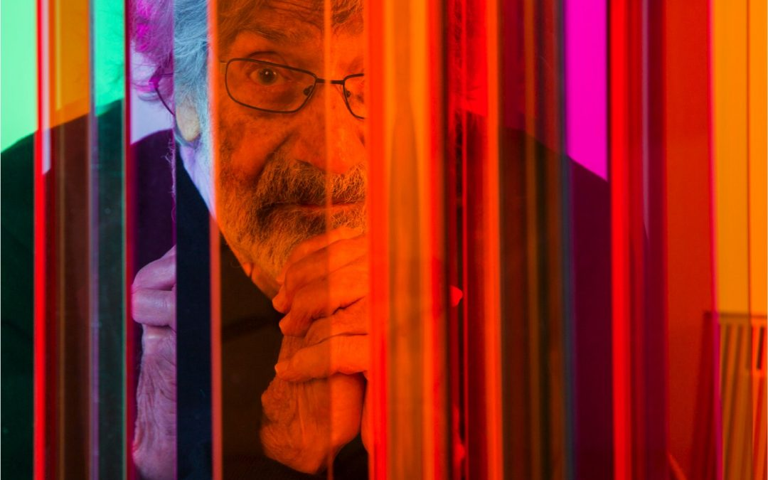 CARLOS CRUZ-DIEZ, A LIFE WITH COLOR AND HARMONY