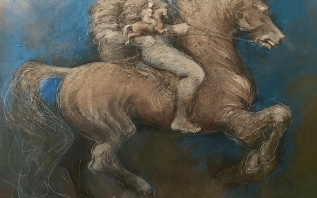 Horses as inspiration